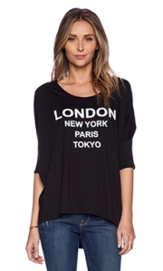 London Tee - BLQ Basiq - Revolve Clothing